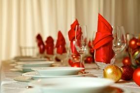Karácsonyi esküvői dekoráció 3 , Christmas Wedding decoration 3 Forrás:http://www.justmarriedbcn.com/